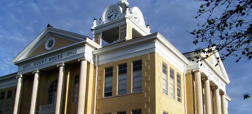 Warrick County Courthouse